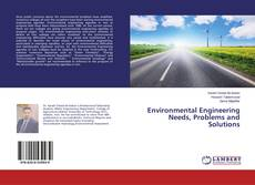 Capa do livro de Environmental Engineering Needs, Problems and Solutions