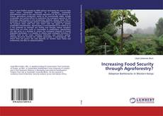 Capa do livro de Increasing Food Security through Agroforestry?
