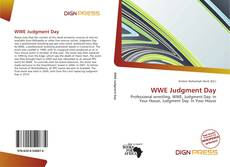 Portada del libro de WWE Judgment Day