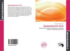 Bookcover of Zygapophysial Joint