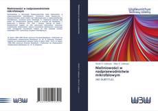 Bookcover of Nieliniowości w nadprzewodnictwie mikrofalowym