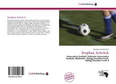 Bookcover of Stephan Schröck