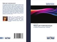 Bookcover of Wpływ gier matematycznych