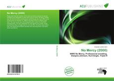 Bookcover of No Mercy (2000)