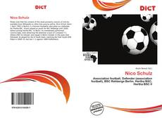 Bookcover of Nico Schulz