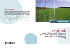 Bookcover of Ulrich Schulze