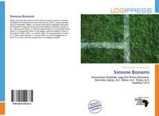 Portada del libro de Simone Bonomi