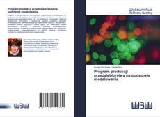 Bookcover of Program produkcji przedsiębiorstwa na podstawie modelowania