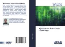Buchcover von Wprowadzenie do łańcuchów Finite Markov