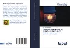 Bookcover of Praktyczny przewodnik po zarządzaniu operacjami