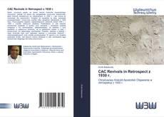 Couverture de CAC Revivals in Retrospect z 1930 r.
