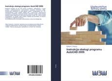 Instrukcja obsługi programu AutoCAD 2009 kitap kapağı