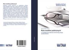 Rola mediów publicznych kitap kapağı