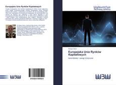Copertina di Europejska Unia Rynków Kapitałowych