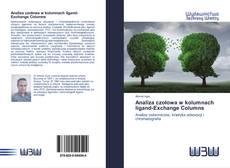 Bookcover of Analiza czołowa w kolumnach ligand-Exchange Columns