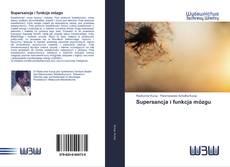 Copertina di Supersancja i funkcja mózgu