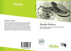 Bookcover of Phoebe Thomas