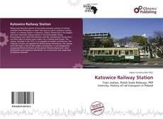 Portada del libro de Katowice Railway Station