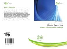 Обложка Macro Recorder