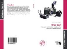 Nitza Saul kitap kapağı