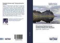 Обложка Prawdziwa Reinkarnacja - Endosymbiotyczne Archaea
