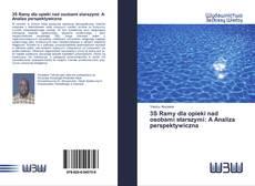 Bookcover of 3S Ramy dla opieki nad osobami starszymi: A Analiza perspektywiczna