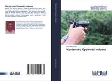 Bookcover of Morderstwo Opowieści miłosne