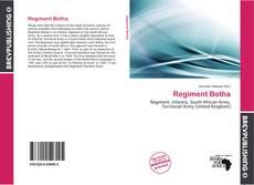 Bookcover of Regiment Botha