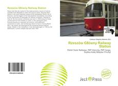 Bookcover of Rzeszów Główny Railway Station