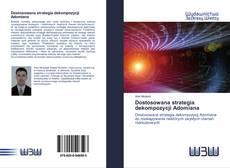 Copertina di Dostosowana strategia dekompozycji Adomiana