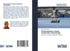 Bookcover of Zrównoważony rozwój środowiska naturalnego
