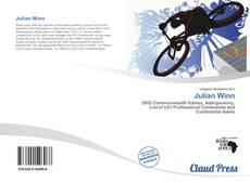 Bookcover of Julian Winn
