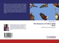 Portada del libro de The Nuisance of Urban Wild Birds