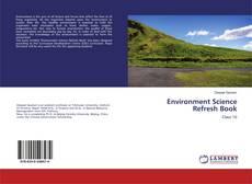 Обложка Environment Science Refresh Book