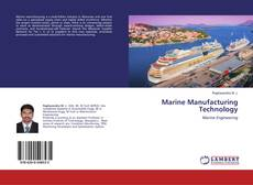 Marine Manufacturing Technology的封面
