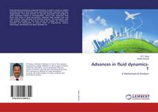Advances in fluid dynamics-1 kitap kapağı