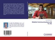 Copertina di Mobile Communications IG To 5G