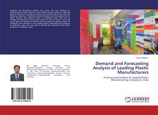 Copertina di Demand and Forecasting Analysis of Leading Plastic Manufacturers