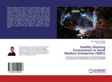 Healthy Working Environment in Small Medium Enterprises (SMEs)的封面