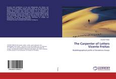 Portada del libro de The Carpenter of Letters Vicente Freitas