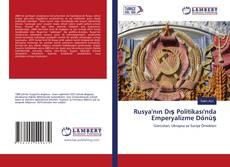 Rusya'nın Dış Politikası'nda Emperyalizme Dönüş kitap kapağı