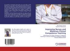 Capa do livro de Improving Nurses and Midwives Clinical Competence Teaching
