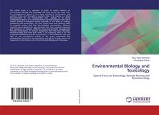 Bookcover of Environmental Biology and Toxicology
