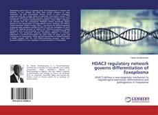 Portada del libro de HDAC3 regulatory network governs differentiation of Toxoplasma