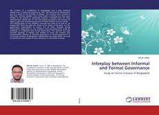 Bookcover of Interplay between Informal and Formal Governance
