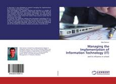 Обложка Managing the Implementation of Information Technology (IT)