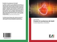 Copertina di Prodotti di ossidazione dei lipidi