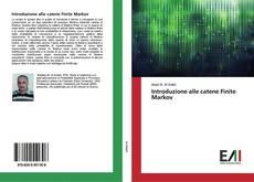 Introduzione alle catene Finite Markov kitap kapağı