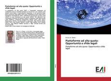 Bookcover of Piattaforme ad alta quota: Opportunità e sfide legali
