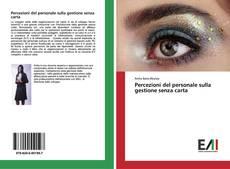 Bookcover of Percezioni del personale sulla gestione senza carta